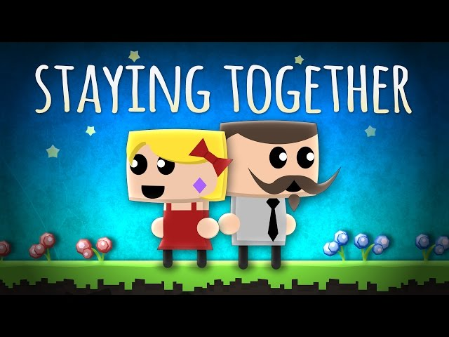Staying Together | Puzzle Platformer for iOS and Android