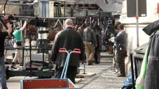 Hansel And Gretel  Witch Hunters On Set Braunschweig Jeremy Renner