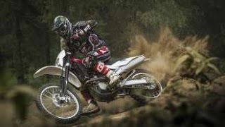 4. Husqvarna TE 250 2009   enduro cross training   Pista Alfa
