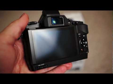 Olympus OM-D E-M5 1st Look and Commentary