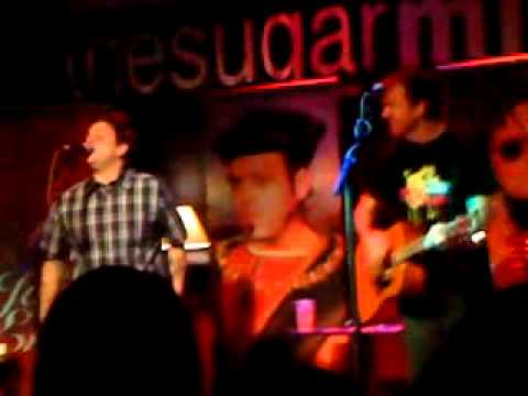 Jarinus (Jaret Reddick from Bowling For Soup + Linus Of Hollywood) - Keira Knightley Poster (Live)