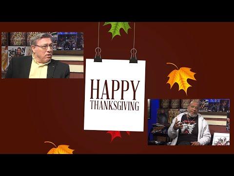 Tony Atlas & John Cena Sr. Thanksgiving 2020 :: Wrestling Insiders Special Edition