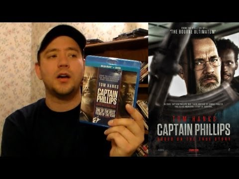 Captain Phillips (2013) Movie Review