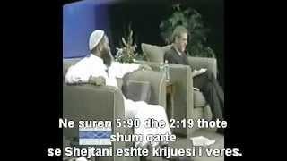 Mos E Cito Kuranin Gabim Para Meje...Video Islame Shqip... Shabir Ally ....
