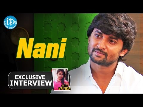 Actor Nani Exclusive Interview