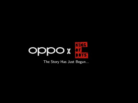 OPPO A93 x King of Boys