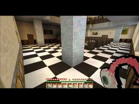 Minecraft Resident Evil Part (1)