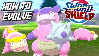 How to Get Galarian Slowbro in Pokémon Sword and Shield! (ISLE OF ARMOR) by Munching Orange