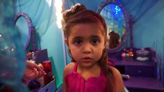 Video MERMAID TAIL TRANSFORMATION! Everleigh and Ava become real mermaids with the Golfieri TWINS! MP3, 3GP, MP4, WEBM, AVI, FLV September 2018