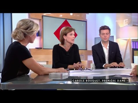 Video Carole Bouquet, first lady ! C à vous - 13/10/2016 download in MP3, 3GP, MP4, WEBM, AVI, FLV January 2017