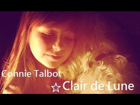 Tekst piosenki Connie Talbot - Clair de Lune po polsku
