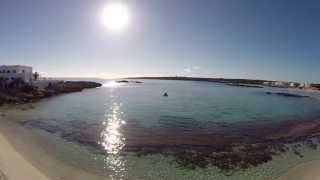 Formentera Spain  city photo : Beaches of Formentera 2014 - drone testing