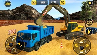 Welcome to Heavy Excavator Crane Builder Game. It is time to figure with unsmooth construction crew to become a true artificer on steep hill climb areas. Game city Studio brings for you real cross-country difficult game play.Google Play link: https://play.google.com/store/apps/details?id=com.gts.construction.citybuilder.sandexcavator.hilldriver.sim==========================================► SUBSCRIBE HERE:- https://goo.gl/dkAxut===========================================► FOLLOW ME ON TWITTER:- goo.gl/edgv25► LIKE US ON FACEBOOK:- goo.gl/IPs2wI► CONNECT US ON GOOGLE+:- goo.gl/MuKW3B============================================During this Heavy Excavator Crane Builder Gameplay you have got to work excavator crane in steep hill climb areas. Drive excavator crane from one place to a different. Play role of crane operator or a loader & truck driver during this cross-country space. You will have play construction, rail construction and town construction game however serious Excavator Crane Builder-Sand Digger Truck 3D is de facto daring.Enjoy wonderful drive of cross-country truck on steep unsmooth path. each kid dreams concerning dominant serious excavators and cranes Heavy Excavator Crane Builder is best driver and parking simulator game for child, teenager, and mature those that like to play and dominant such simulators. It's not some standard truck driver simulator 3D game you truly ought to work on construction sites with large simulators like excavator crane and truck during this Heavy Excavator Crane Builder game.It is time to check you're driving and crane in operation skills on cross-country areas if you'll handle all types of construction simulators and drive serious simulators with care than this game is for you. Fancy this Heavy Excavator Crane Builder with the mix of serious simulator like crane diggers and excavator driving. Heavy excavator crane builder-sand digger truck 3D one among the most effective construction game on Google play store. Transfer curren