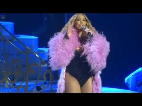 Mariah Carey - Love Takes Time Live 7-11-17