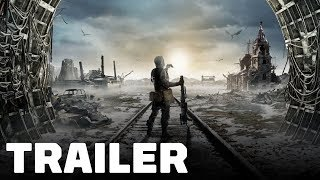 Metro Exodus Nvidia Trailer - Gamescom 2018 by IGN