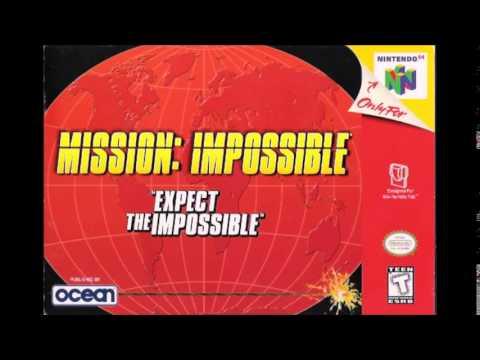 mission impossible nintendo 64 wikipedia