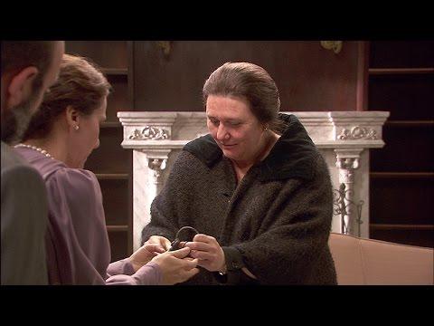 il segreto - rosario consegna le chiavi de el jaral