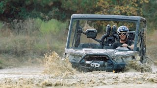 5. 2018 Can-Am Defender X mr with S3 Power Sports