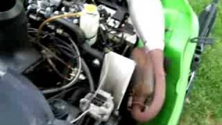 7. 2001 Arctic Cat Sno Pro 440