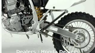 4. 2007 Honda CRF 150R -  Features superbike Top Speed Transmission Specs Specification