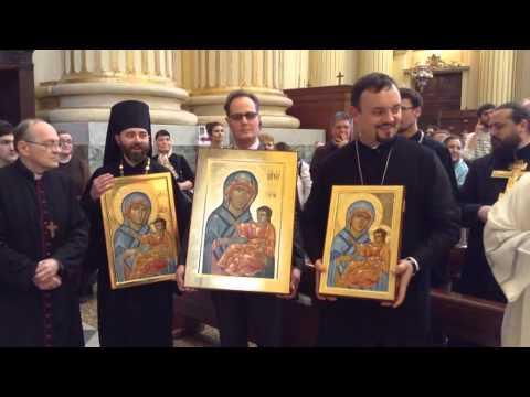 Una icona per ogni comunità ortodossa
