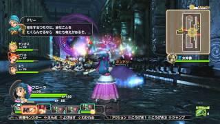 【マーニャ】ドラゴンクエスト ヒーローズ 闇竜と世界樹の城(Dragon Quest Heroes: Yamiryuu To Sekaiju No Shiro)