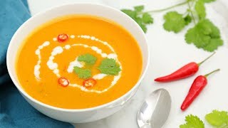 5-Ingredient Soup Recipes | 30 Minutes or Less by The Domestic Geek