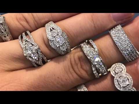 Designer Liquidation Jewelry Tent Sale