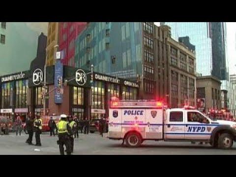 Authorities: NYC bomb suspect began radicalization in 2014