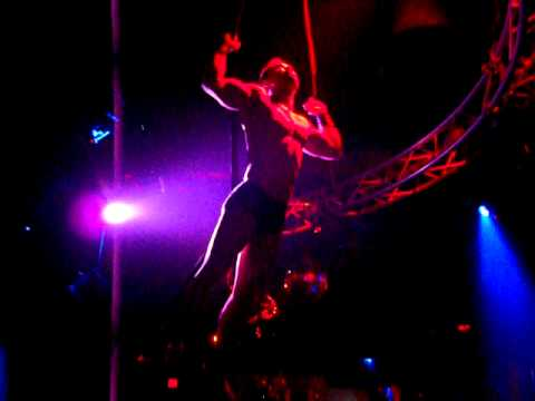 Donny Wright Aerialist