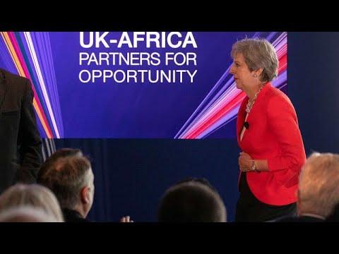 Αφρική: Η Τερέζα Μέι και «ο χορός της διπλωματίας»