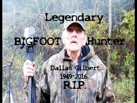 Bigfoot hunters Dallas Gilbert & Wayne Burton  (My memories)