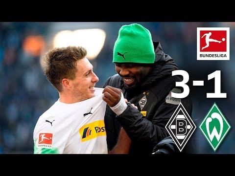 Thuram39s Signature Celebration for Match-Winner Herrmann - All Goals From League Leaders M39gladbach