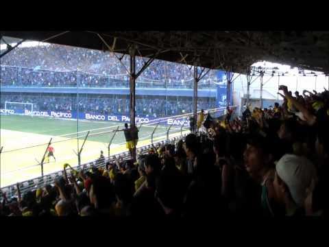 Sur Oscura - En el Mierdero - Que te pasa bombillo12/08/2012 - Sur Oscura - Barcelona Sporting Club