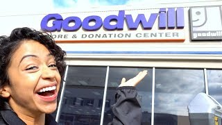 Video THRIFTING BRANDS!! GOODWILL WITH GREATLIZA. MP3, 3GP, MP4, WEBM, AVI, FLV Desember 2018