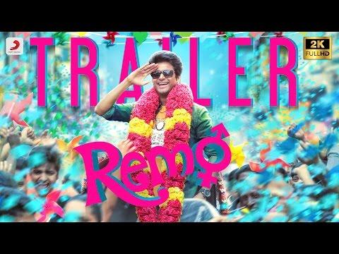Remo Movie Trailer HD - Sivakarthikeyan, Keerthi Suresh
