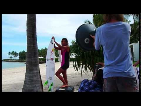 A Two Wave Total - Profile: Sally Fitzgibbons