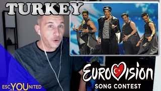 Video Turkey in Eurovision: All songs from 1975-2012 (REACTION) MP3, 3GP, MP4, WEBM, AVI, FLV November 2018