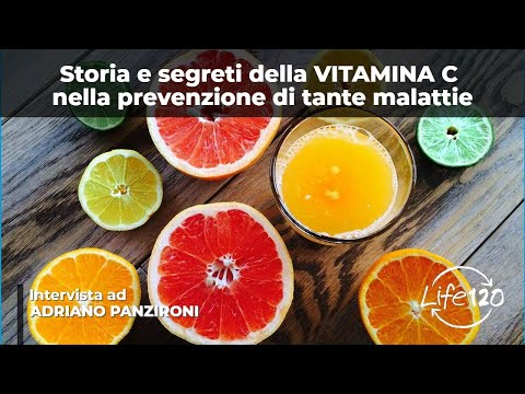 i segreti della vitamina c che vengono nascosti dalla medicina!