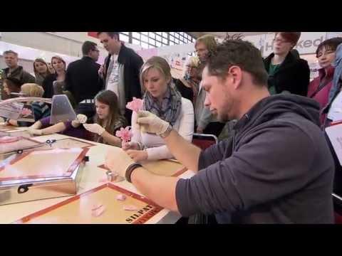 CREATIVA 2014 – Westfalenhallen Dortmund  19. bis 23. März 2014