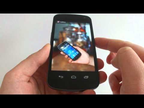 Samsung Galaxy Nexus - hands on