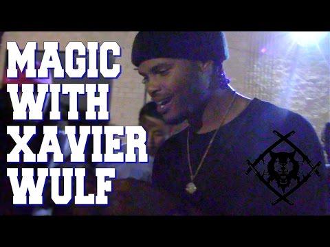 Xavier Wulf Reacts to MAGIC