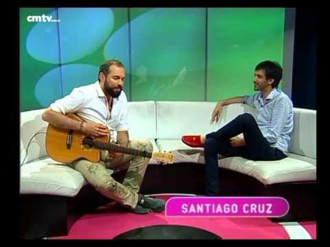 Santiago Cruz video Entrevista CM - Noviembre 2014