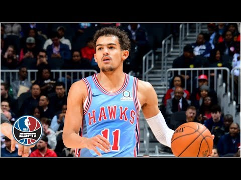 Video: Trae Young drops 24 points to spoil Dennis Schroder's return to Atlanta | NBA Highlights