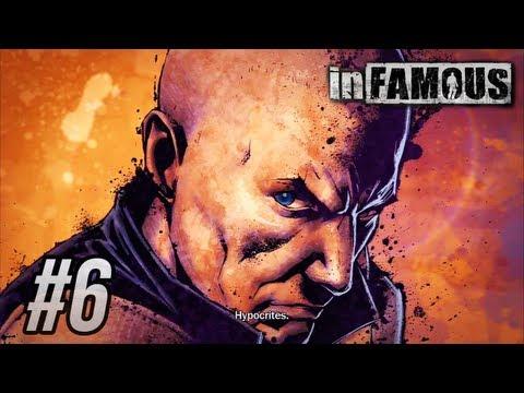"inFAMOUS - Episode 6 ""Nemesis Revealed"" (Good Karma / Platinum Guide)"