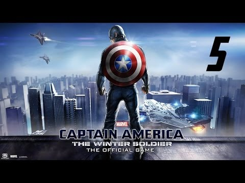 Captain America: The Winter Soldier - The Official Game - iOS/Android - Walkthrough/Let`s Play - #5