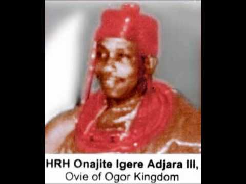 Urhobo Music- Prof Johnson Adjan[Ogbu R'le Of Urhobo Land] OWHARE