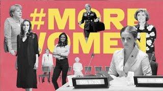 MORE WOMEN #ELLEFeminism