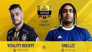 Video FIFA 17 FUT Champions Championship 🏆 - GRAND FINAL Vitality Rockyy vs Shellzz MP3, 3GP, MP4, WEBM, AVI, FLV Agustus 2017