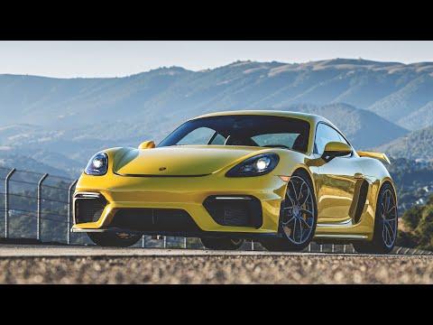 2020 Porsche 718 Cayman GT4 Hot Lap! - 2020 Best Driver's Car Contender